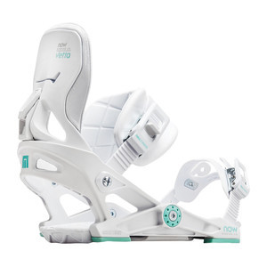Now Vetta Women's Snowboard Bindings 2019 - White