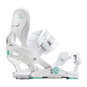 Now Vetta Women's Snowboard Bindings 2019 - White