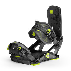 Now Select Snowboard Binding — Black