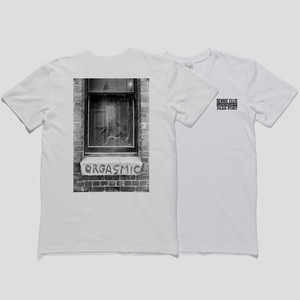 PASS~PORT Rennie Ellis Orgasmic T-Shirt - White