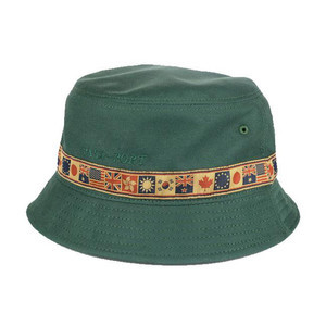 850fe44a958 PASS~PORT Inter Solid Bucket Hat - Forest Green