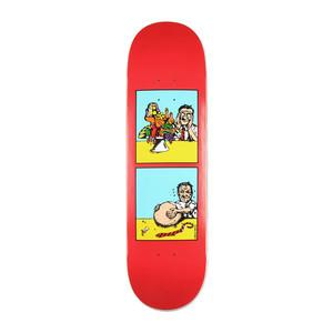 """PASS~PORT Next Day 8.0"""" Skateboard Deck - Belly"""