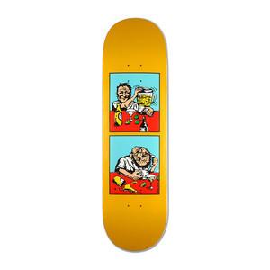 """PASS~PORT Next Day 8.125"""" Skateboard Deck - Blender"""