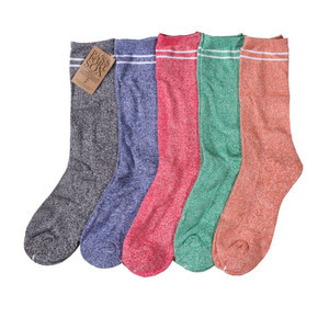 PASS~PORT Hi Heather Socks – 5-Pack