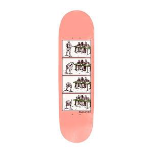 "PASS~PORT Step By Step 8.5"" Skateboard Deck - Arse"