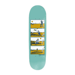 "PASS~PORT Step By Step 8.38"" Skateboard Deck - Dig"