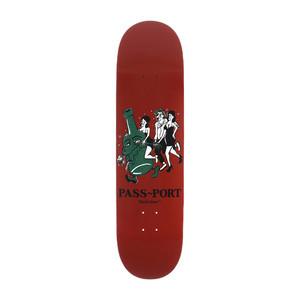 """PASS~PORT Addictions 8.0"""" Skateboard Deck - Booze"""