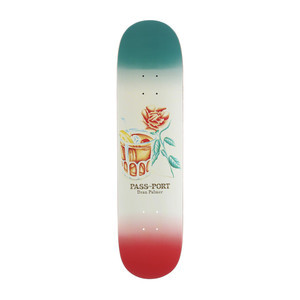 "PASS~PORT Drinks & Mixers 8.125"" Skateboard Deck - Dean Palmer"