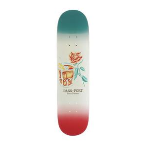 """PASS~PORT Drinks & Mixers 8.125"""" Skateboard Deck - Dean Palmer"""