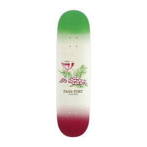 "PASS~PORT Drinks & Mixers 8.0"" Skateboard Deck - Josh Pall"