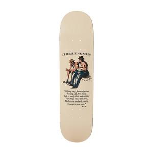 "PASS~PORT Singles Series 8.125"" Skateboard Deck - Friendly"