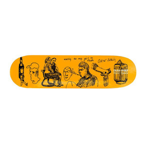 "PASS~PORT T-Square 8.25"" Skateboard Deck"