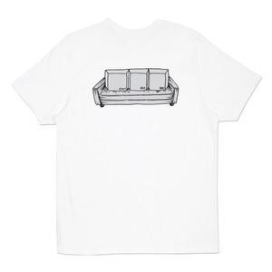 WKND Couch Alt Delete T-Shirt - White