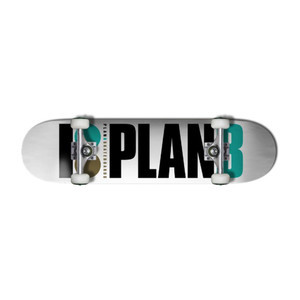 "Plan B OG Team 8.25"" Complete Skateboard"