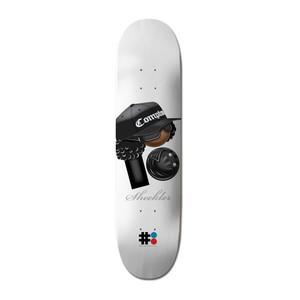"Plan B Sheckler EBS 8.25"" Skateboard Deck - Eazy E"