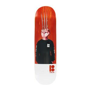 "Plan B Joslin Knucklehead 8.125"" Skateboard Deck"