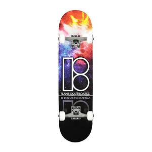 "Plan B Nebula 8.0"" Complete Skateboard"