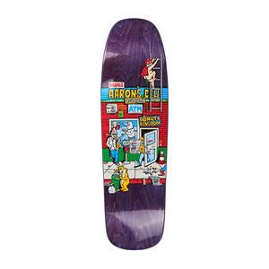 Polar Aaron's Deli Skateboard Deck - 1992 Shape
