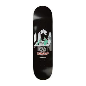 """Polar Boserio Rituals 8.25"""" Skateboard Deck"""