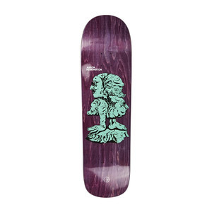 "Polar Herrington Twin Head 8.8"" Skateboard Deck - P8 Shape"