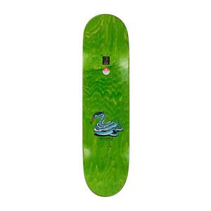 """Polar Hjalte Beast Mode 8.5"""" Skateboard Deck - Orange"""