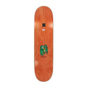 "Polar Rozenberg Dragon Sunset 8.25"" Skateboard Deck - Green"