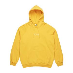 Polar Default Hoodie - Yellow