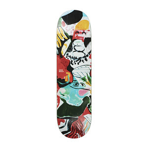 "Polar Brady Ego Loss 8.38"" Skateboard Deck"