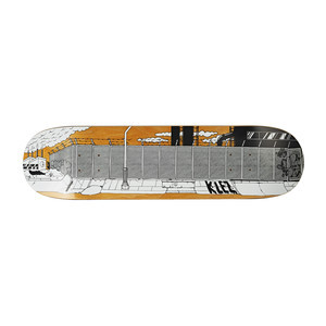 "Polar TBS-O-RAMA 8.25"" Skateboard Deck"