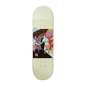 "Polar Boserio Secret 8.125"" Skateboard Deck"