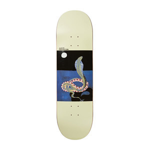 "Polar Herrington Midnight Snake 8.0"" Skateboard Deck"