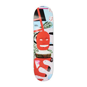 "Polar Hjalte Broken Ladder 8.0"" Skateboard Deck"