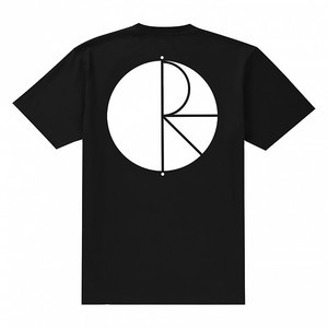 Polar Fill Logo T-Shirt - Black