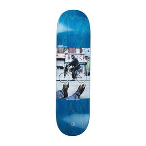 "Polar Herrington Happy/Sad Around the World 8.4"" Skateboard Deck - Manhattan"