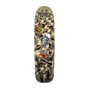 "Powell-Peralta Bones Brigade Rodney Mullen 10th Series 7.4"" Skateboard Deck"