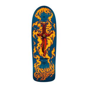 "Powell-Peralta Bones Brigade Tommy Guerrero 10th Series 9.6"" Skateboard Deck"