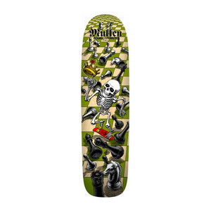 "Powell-Peralta Bones Brigade Rodney Mullen 11th Series 7.4"" Skateboard Deck"