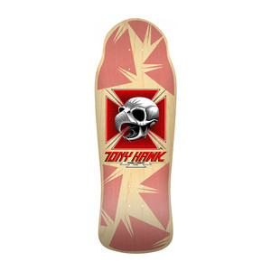 "Powell-Peralta Bones Brigade Tony Hawk 11th Series 10.45"" Skateboard Deck"