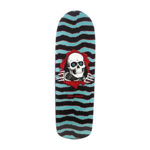 "Powell-Peralta Old School Ripper 10.0"" Skateboard Deck - Green/Black"