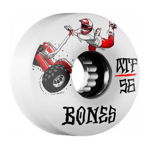 Bones ATF Seg Cross Skateboard Wheels