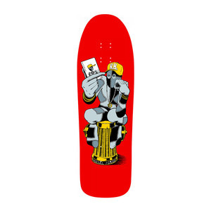 "Powell-Peralta Ray Barbee Hydrant 9.7"" Skateboard Deck"