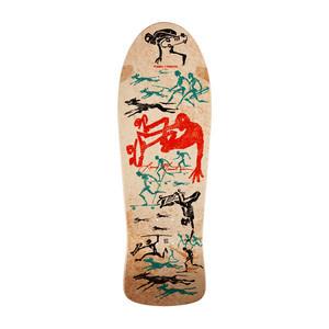 "Powell-Peralta Bones Brigade Mountain 7th Series OG Future Primitive 9.94"" Skateboard Deck"