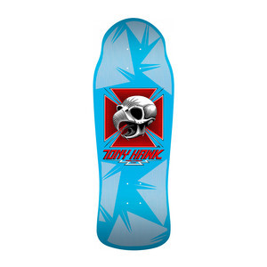 "Powell-Peralta Bones Brigade Tony Hawk 9th Series 10.38"" Skateboard Deck"