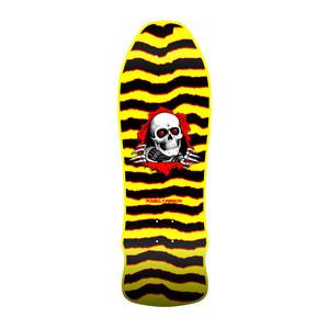 "Powell-Peralta Geegah Ripper 9.75"" Skateboard Deck - Yellow"