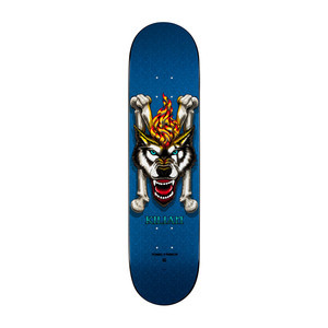 "Powell-Peralta Kilian Martin Wolf 8.0"" Skateboard Deck"
