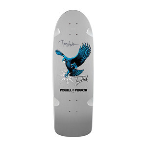 "Powell-Peralta Bones Brigade Tony Hawk Autographed 7th Series OG 9.56"" Skateboard Deck"