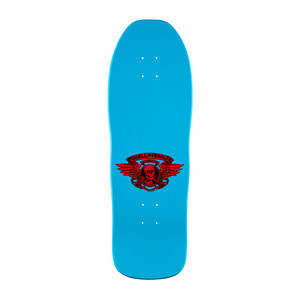 "Powell-Peralta Vallely Elephant 10"" Skateboard Deck - Blue"