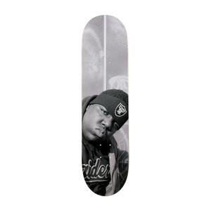 """Primitive x Biggie Smalls Raiders 8.0"""" Skateboard Deck"""