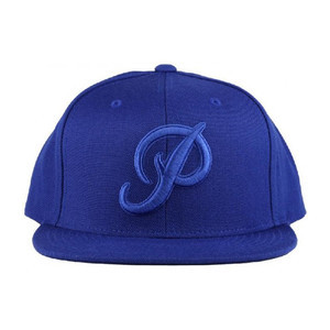 Primitive Classic P Snapback Hat - Royal