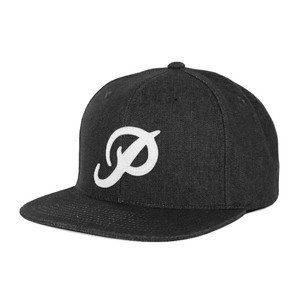 Primitive Colt Strapback Hat - Black Heather